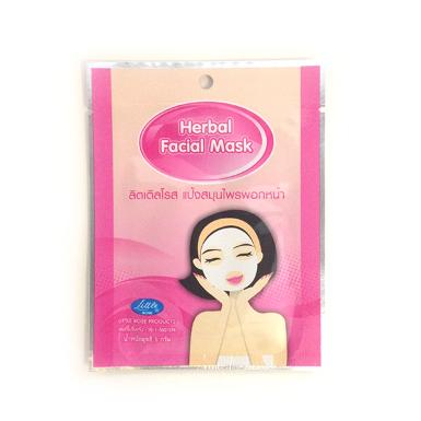 LITTLE ROSE HERBAL FACIAL MASK POWDER