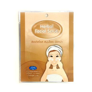 LITTLE ROSE HERBAL FACIAL SCRUB